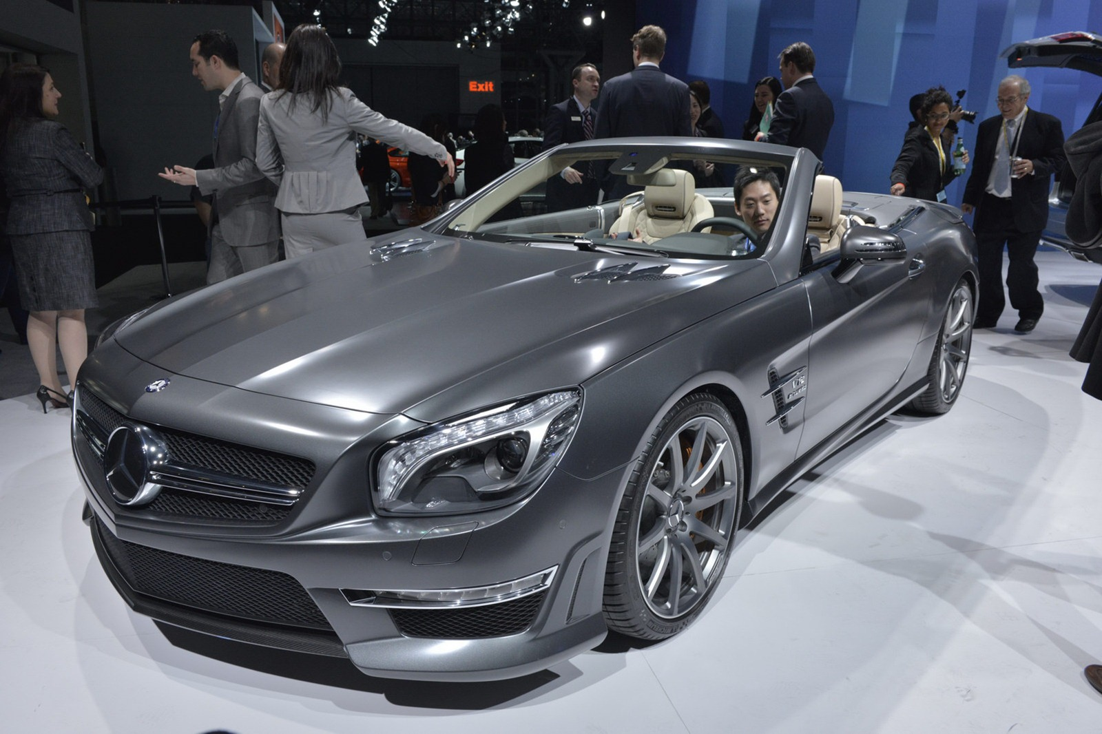 2013-Mercedes-SL-AMG-45th
