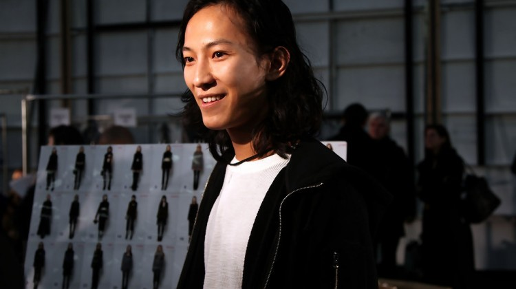 A day in the life of Alexander Wang