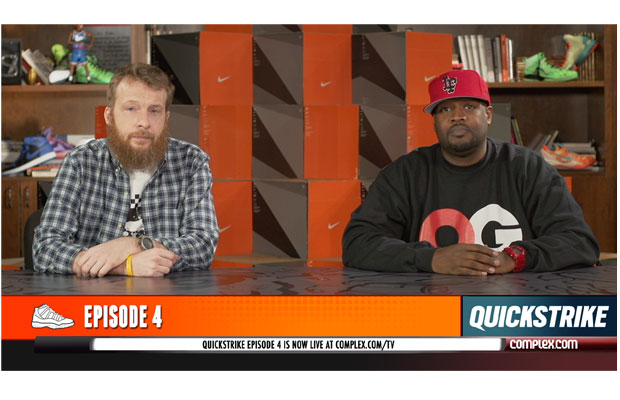 Complex TV's Quickstrike featuring DJ Clark Kent and Russ Bengtson