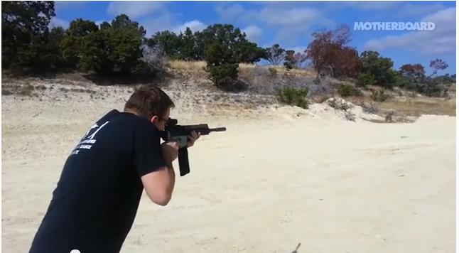 3D Printed Guns (Documentary)