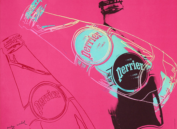 Perrier Red