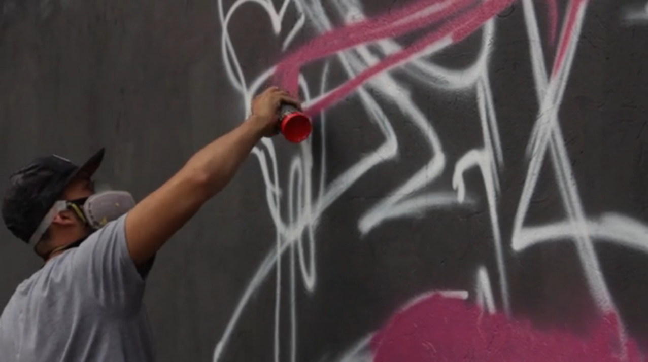 Making Graffiti