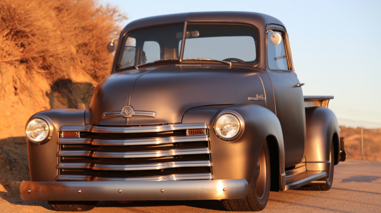 ICON Chevy Thriftmaster Truck | Roads And Rides13