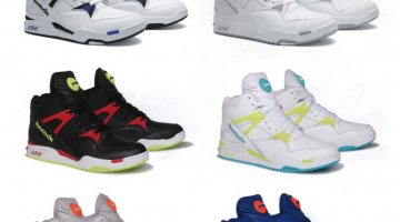 Fall 2014 Reebok Pump Omni Zone