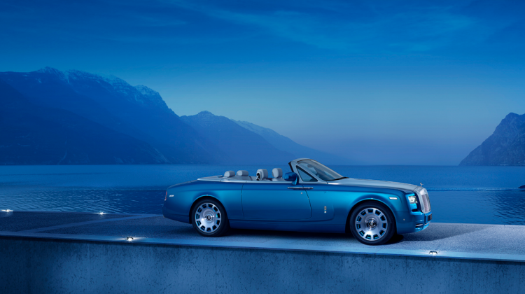Rolls-Royce Phantom Drophead Coupe Waterspeed 2