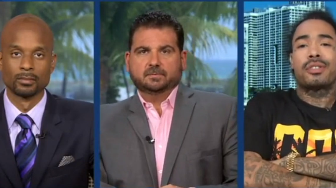 Gunplay ESPN 'Highly Questionable'